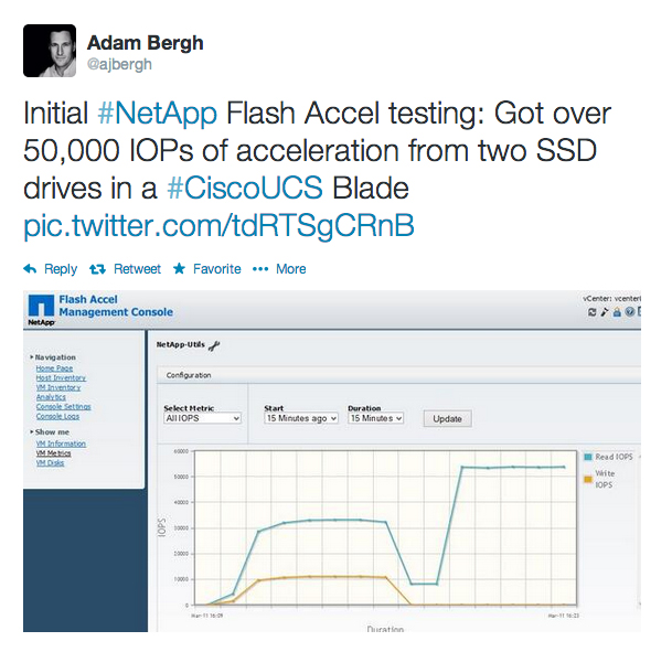 NetApp Flash Accel